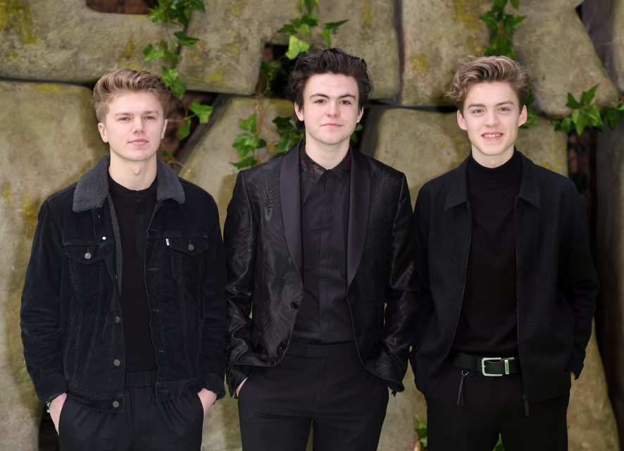 New Hope Club Dishes On Plans For The New Year, Says '2019 Is Going To Be A Lot of Fun'