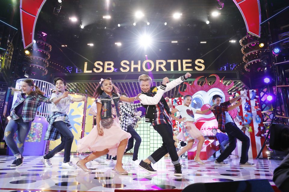 Meet the Cast of Nickelodeon's 'Lips Sync Battle Shorties'