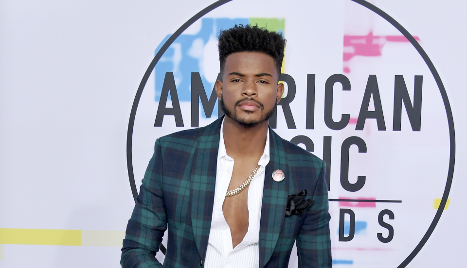 """Trevor Jackson Gives """"Grown-Ish"""" Theme Song A New Sound"""