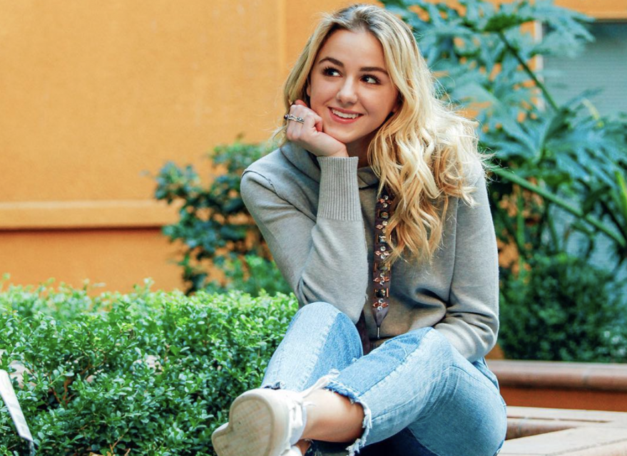 Chloe Lukasiak Launches Her Own Interactive Book Club