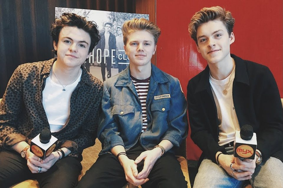 New Hope Club Covers 5SOS's Brand-New Single 'Want You Back'