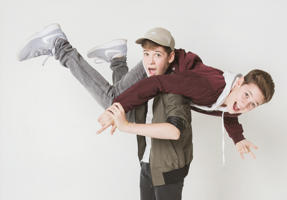 Max & Harvey Dish on Their Signature Dance Moves and More