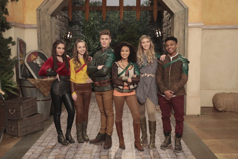Nickelodeon's 'Knight Squad' to Team Up with 'Henry Danger' For Epic Crossover Event