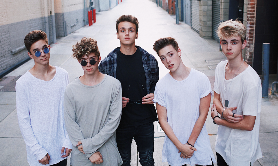 First Look: Why Don't We Graces the Cover of Our Summer 2018 Issue