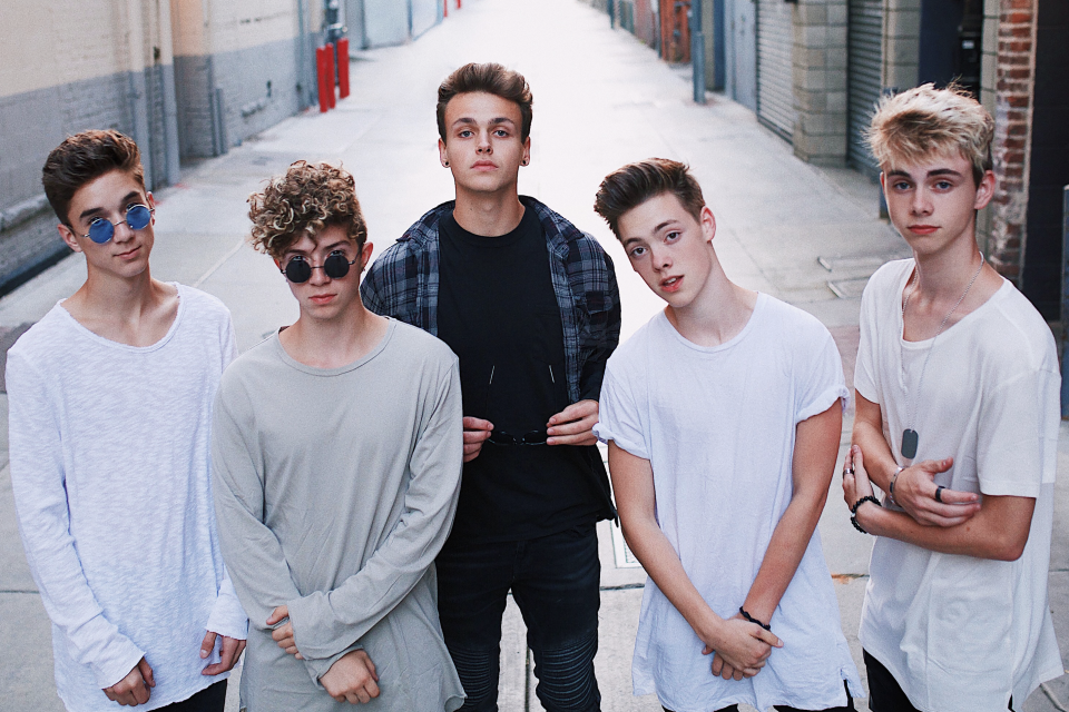 Why Don't We Premiere Empowering 'Trust Fund Baby' Music Video
