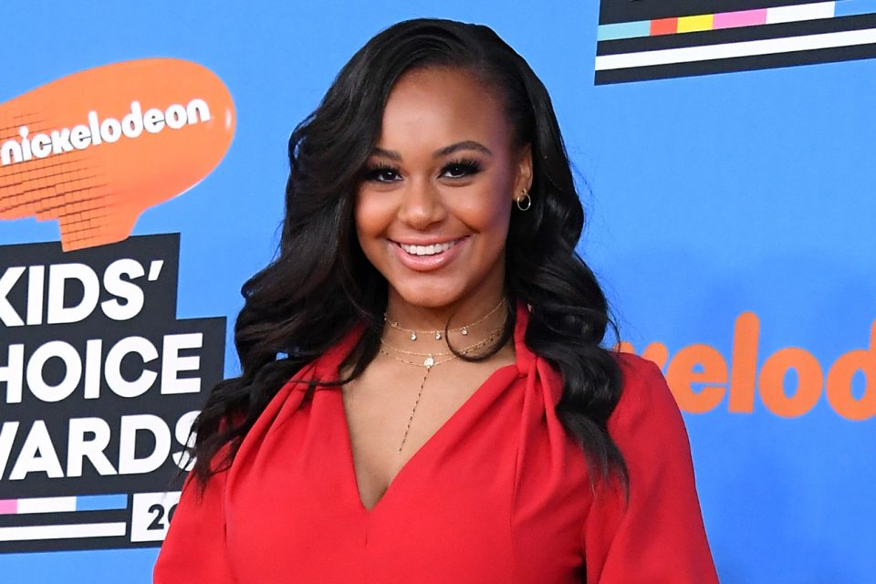 Nia Sioux's 5 Most Stunning Award Show Looks