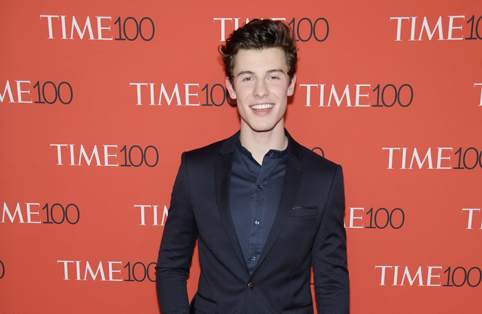 Shawn Mendes Just Broke A Huge Apple Music Record