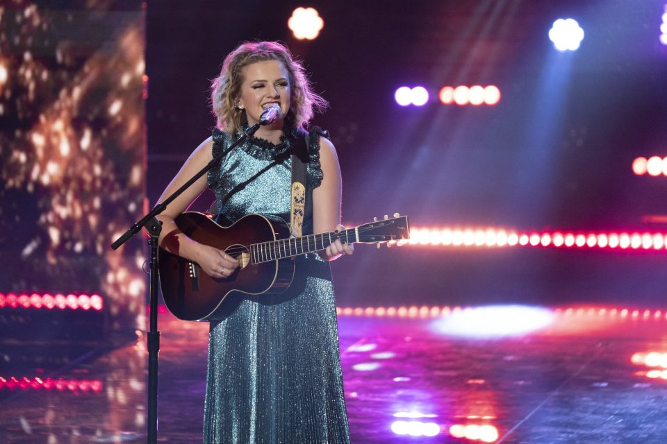 'American Idol' Winner Maddie Poppe Puts Her Own Spin On Holiday Classic 'Rockin' Around The Christmas Tree'