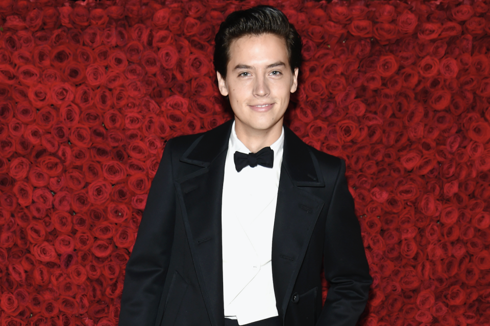 WATCH: Get A First Look At Cole Sprouse's Upcoming Film 'Five Feet Apart'