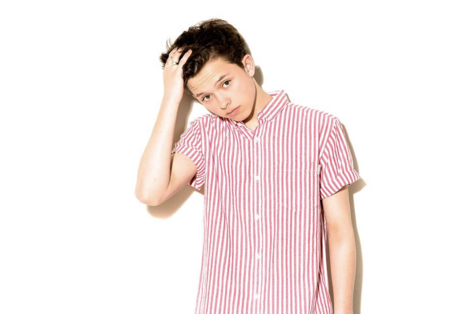 Jacob Sartorius Drops New Single 'Up With It'