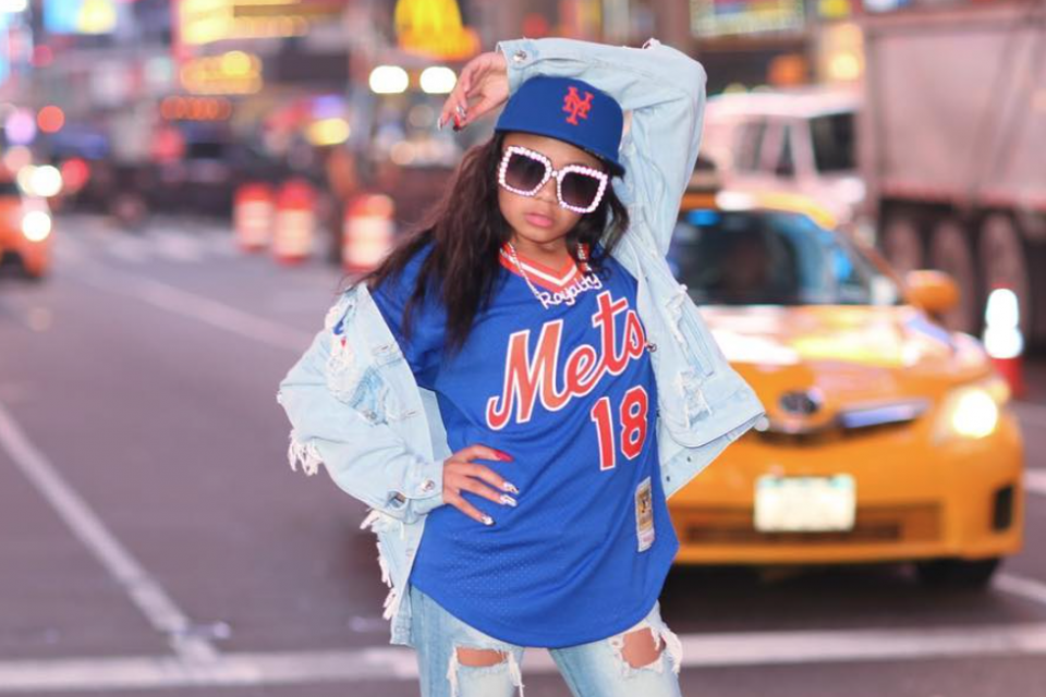 Exclusive: Young Rapper Brooklyn Queen Premieres 'Feeling So Wavy' Music Video