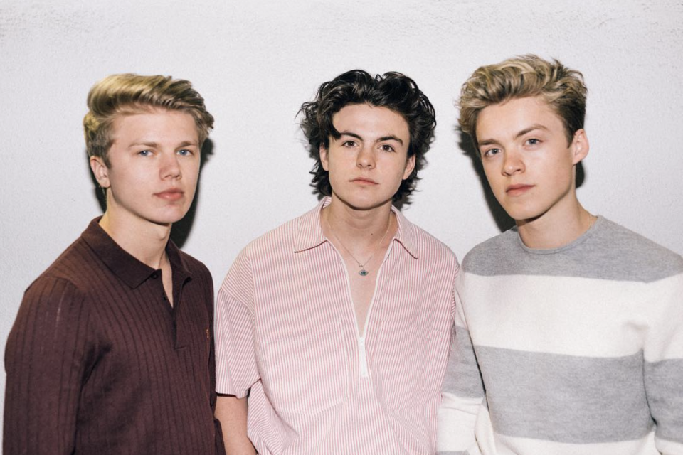 New Hope Club Releases Latest EP 'Welcome To The Club Pt. 2'
