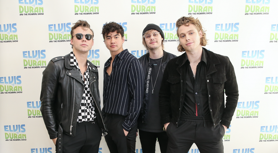 5 Seconds of Summer Dishes on Growing Up Together Alongside Their Fans