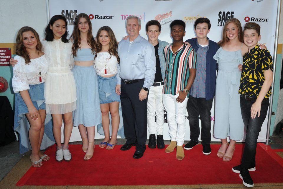 Watch: Hayden Summerall, Brooke Butler and More Celebrate the Launch of 'Sage Alexander: The Dark Realm