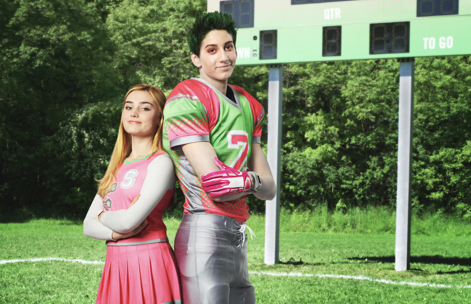 Milo Manheim and Meg Donnelly Take to Social Media Announcing 'ZOMBIES 2'