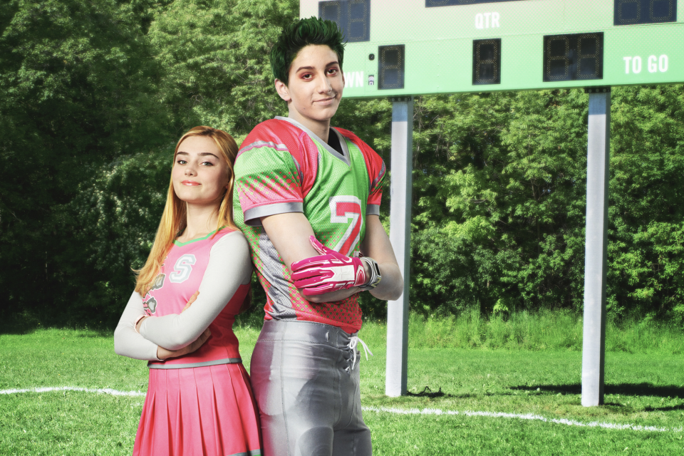 Watch: Milo Manheim and Meg Donnelly Bring Fans Behind the Scenes of 'ZOMBIES 2'