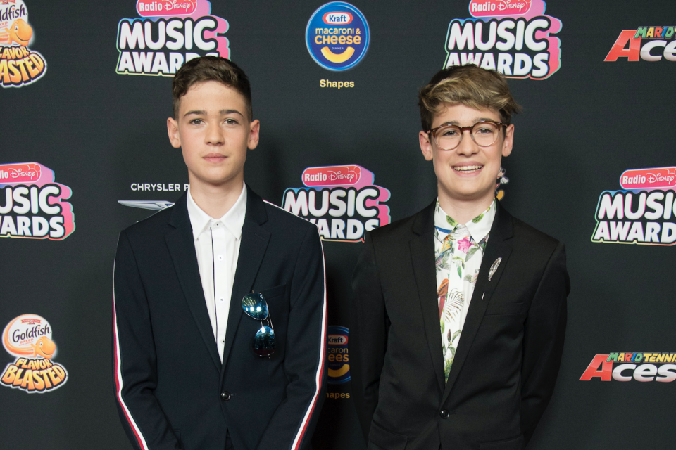 WATCH: Max & Harvey Become Secret Agents In 'Trade Hearts' Music Video