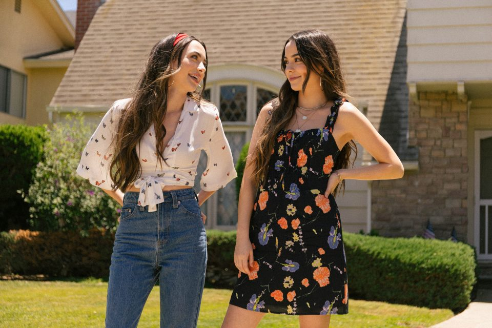 Exclusive Vanessa And Veronica Merrell Open Up About Body