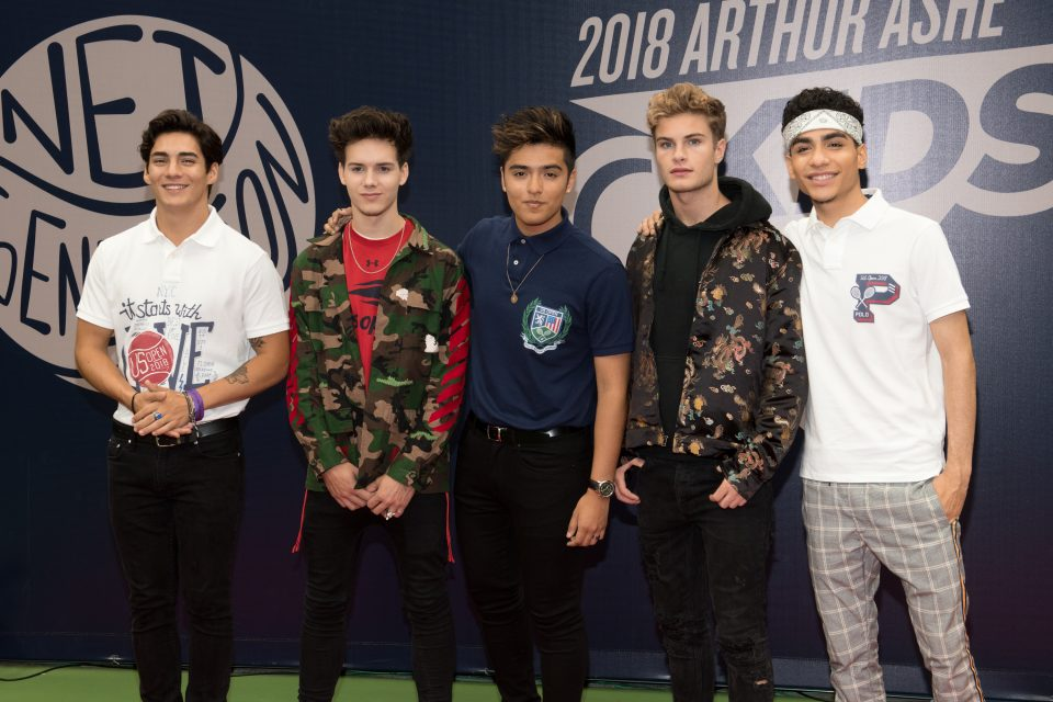 Watch: In Real Life, CNCO & More Kick Off the Tennis US Open at Arthur Ashe Kids' Day 2018