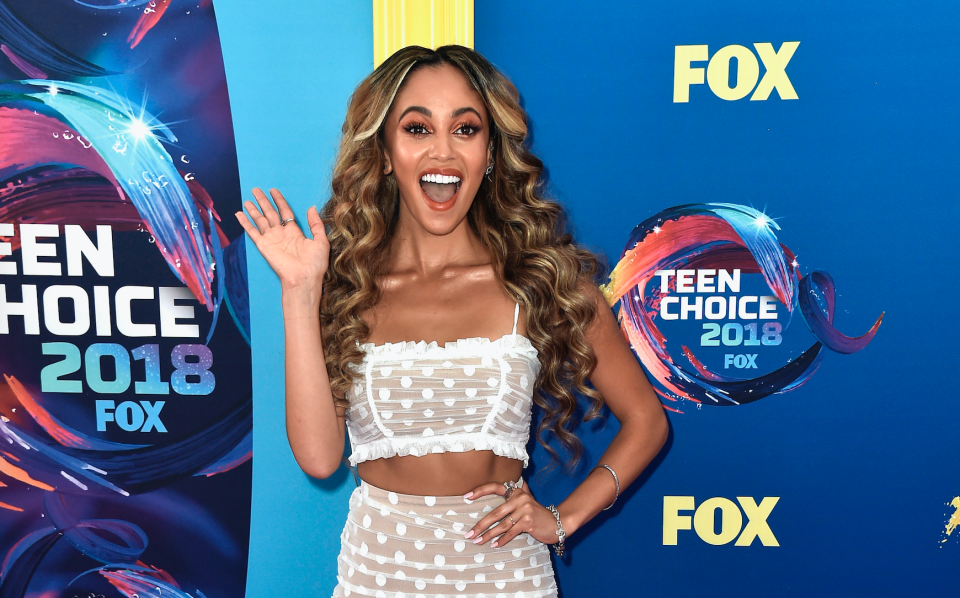 Vanessa Morgan Teases New Toni Topaz Hair Color in 'Riverdale' Season 4