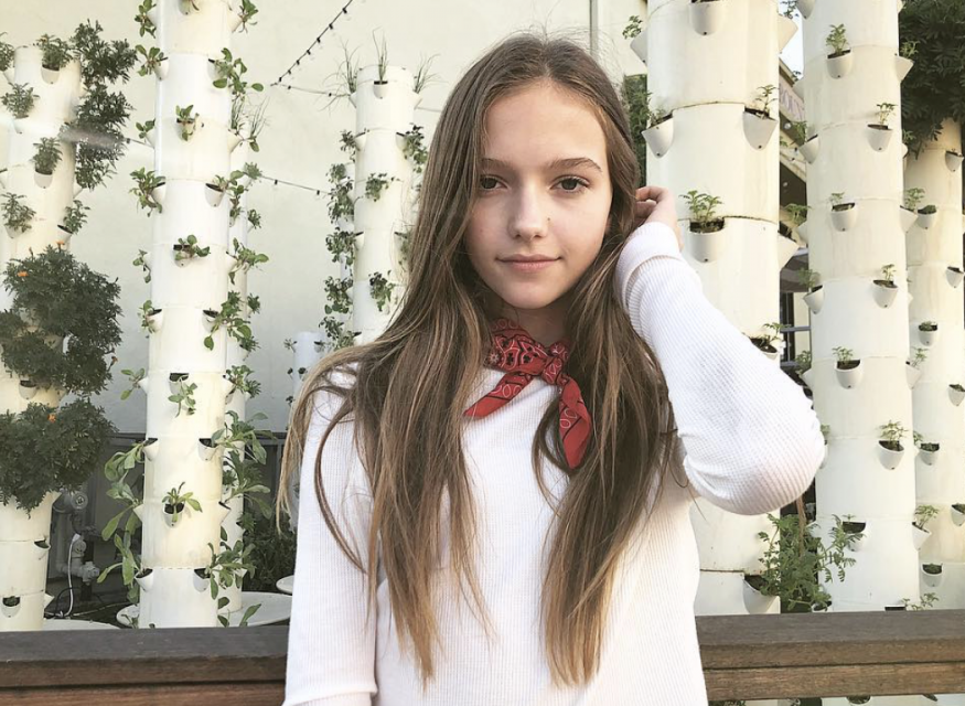Jayden Bartels Teams Up With The Project For Girls To Spread Positivity