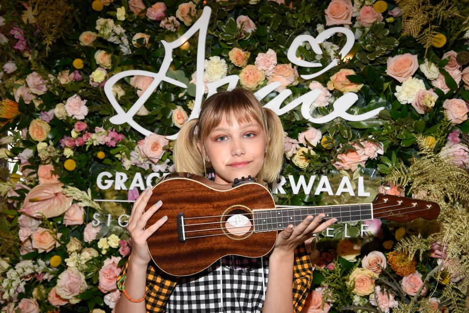 Exclusive: Grace VanderWaal Dishes on Becoming Fender's Youngest Signature Artist with New Ukulele Launch