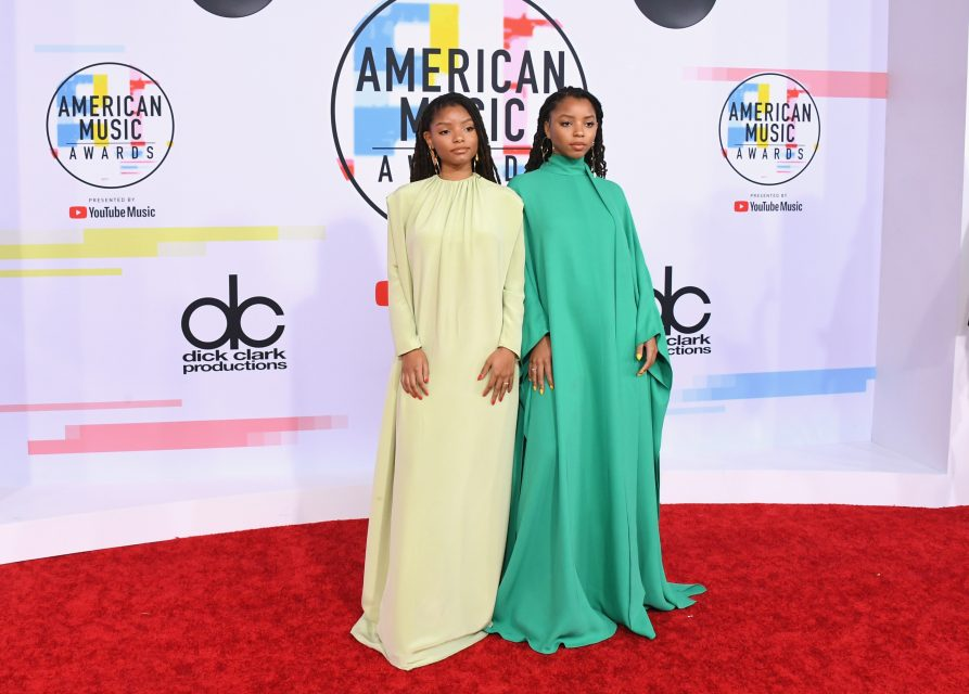 Chloe x Halle, Bryce Xavier and More Slay The American Music Awards Red Carpet