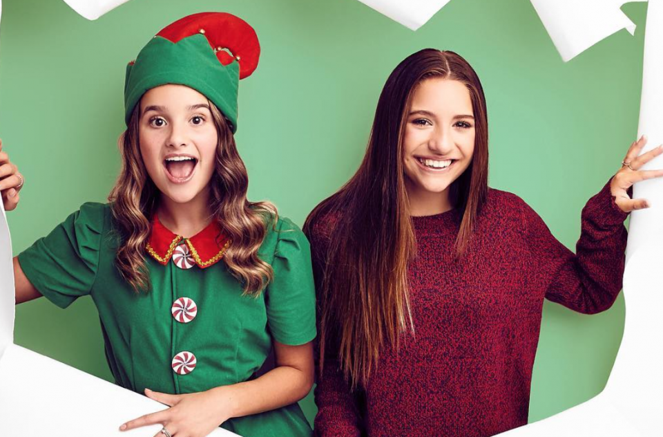 Mackenzie Ziegler and Annie LeBlanc to Costar in Upcoming 'Holiday Spectacular' Movie