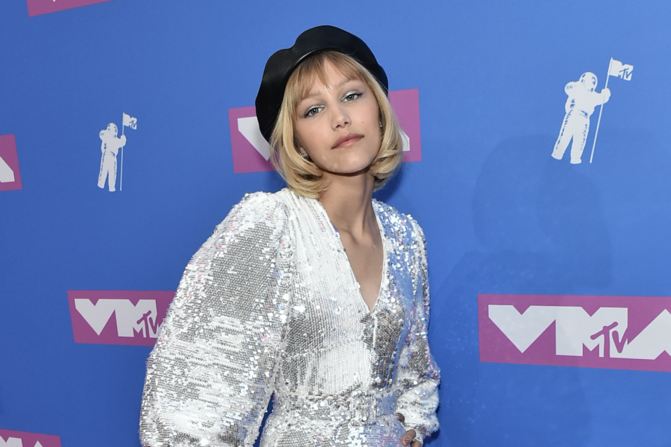 Grace VanderWaal Takes Fans and Followers Behind the Scenes of 'Stray' Music Video