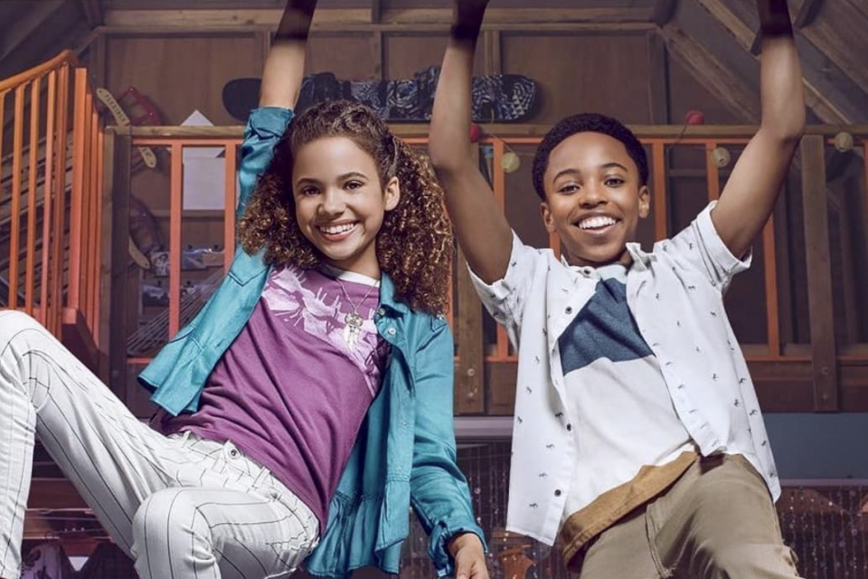 WATCH: First Look At Nickelodeon's New Show 'Cousins For Life'