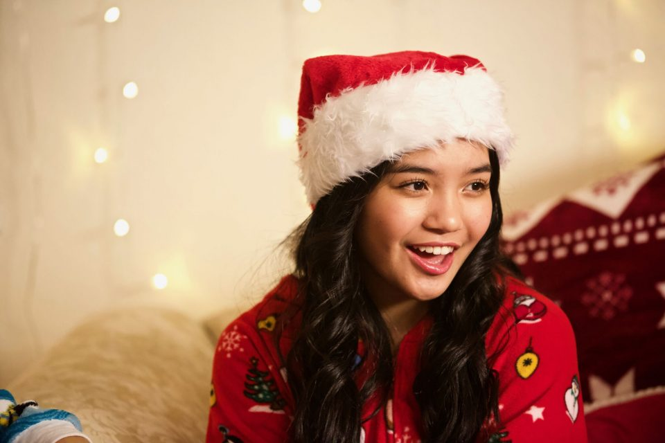 Up and Coming Artist Christine Lee Covers Holiday Classic 'Santa Claus Is Coming To Town'