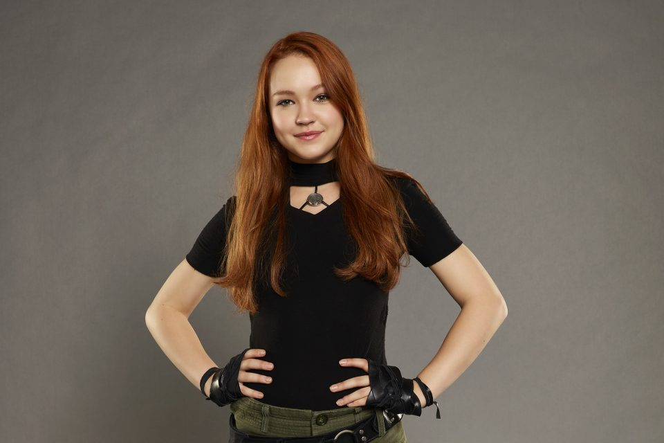 Go Behind the Scenes of 'Kim Possible' Fight Training with Star Sadie Stanley