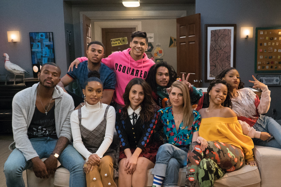 Yara Shahidi, Chloe x Halle and the 'Grown-ish' Cast Share Their Take on Crying in Public and More