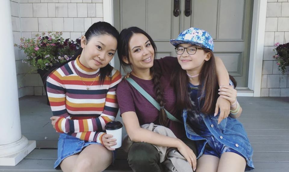 Anna Cathcart and Janel Parrish Set to Reprise Their Roles in 'To All The Boys I've Loved Before 2'