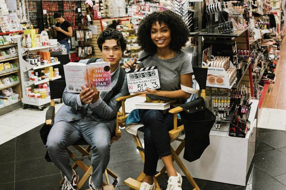TRAILER: Yara Shahidi and Charles Melton Star in Upcoming Film 'The Sun is Also a Star'