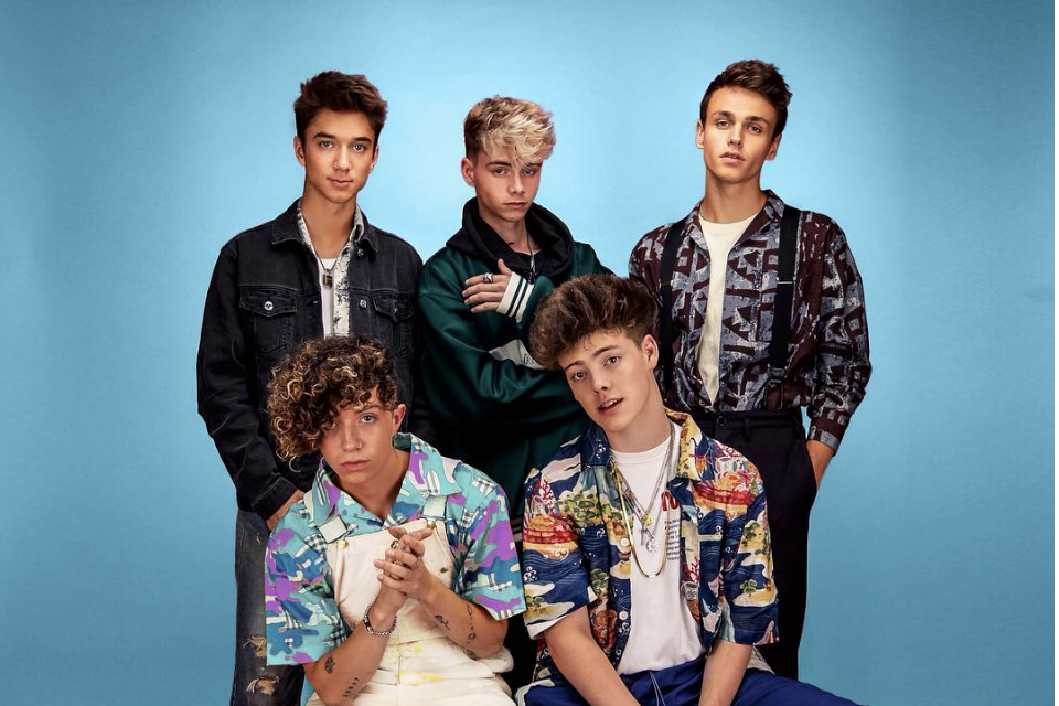 Why Don't We Teams Up With Macklemore for New Song 'I Don't Belong In This Club'
