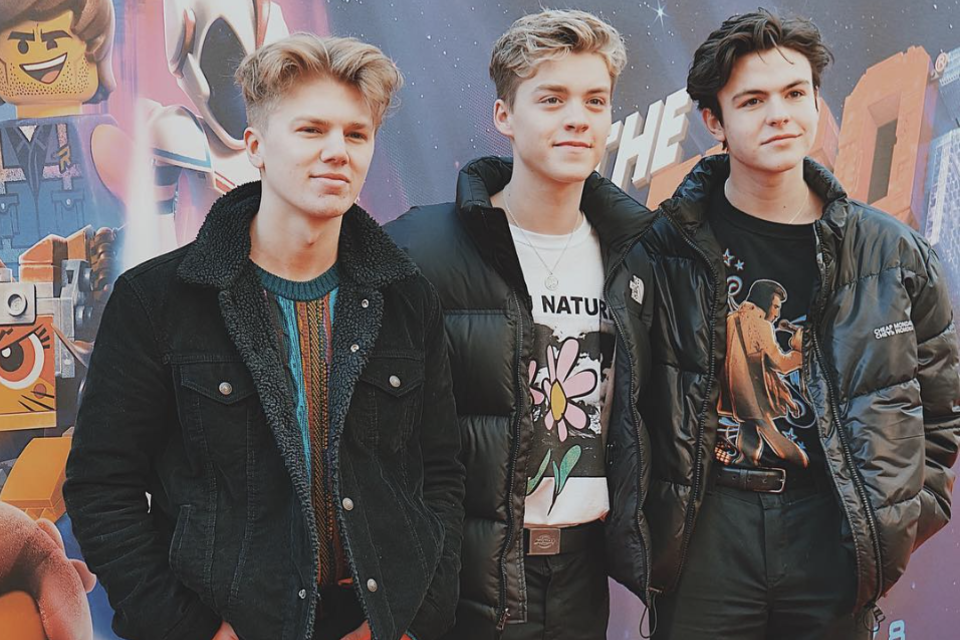 New Hope Club Crashes an Epic Party in 'Permission' Music Video