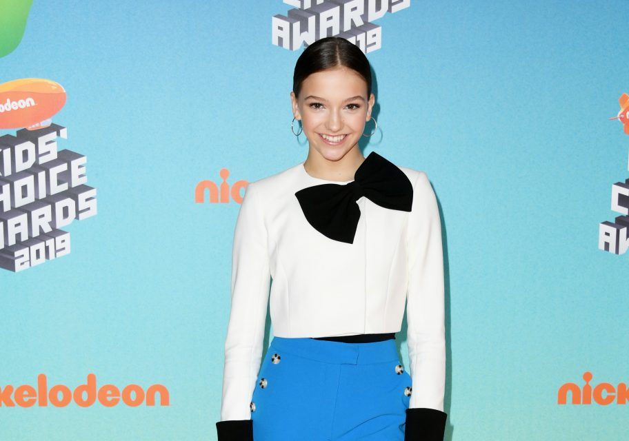 Jayden Bartels, Daniella Perkins and More Stun on Kids' Choice Awards Orange Carpet