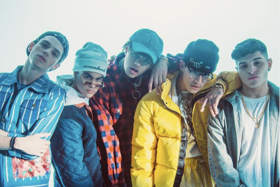 Watch: Go Behind the Scenes of PRETTYMUCH's 'Lying' Music Video