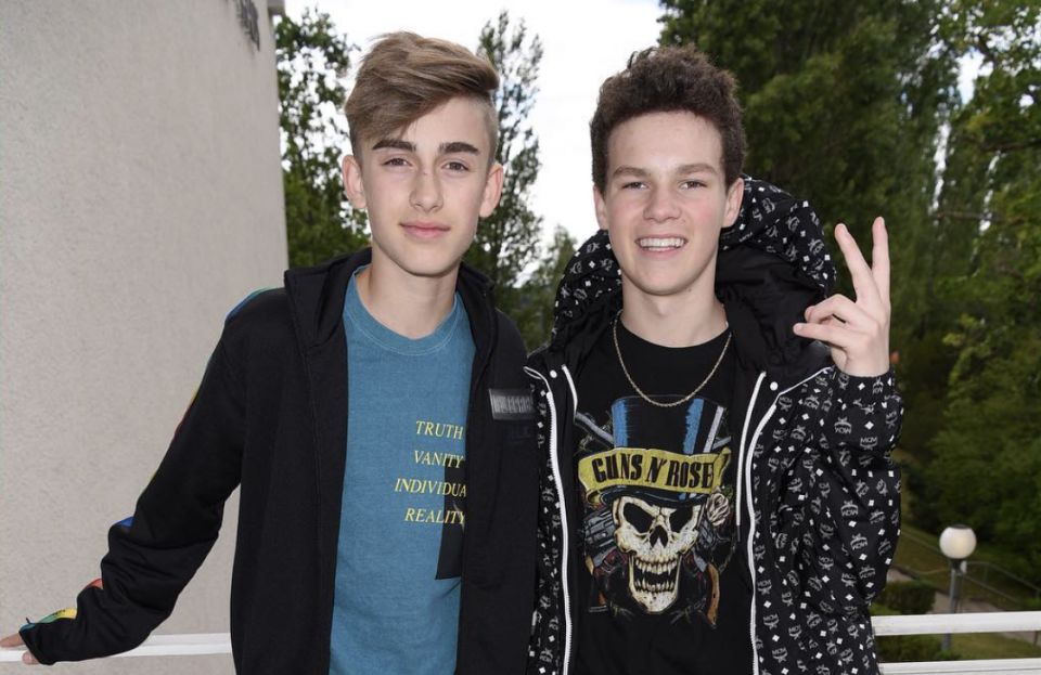 Exclusive: Johnny Orlando Dishes on Writing BFF Hayden Summerall's Latest Track 'Different'