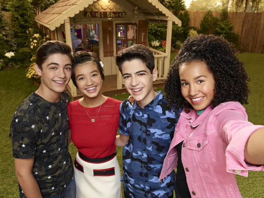 The Cast of 'Andi Mack' Takes to Social Media Saying Their Goodbyes to the Disney Channel Series