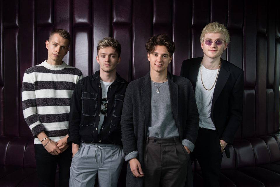 The Vamps Announce Upcoming EP 'Missing You'