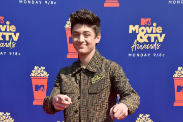 Asher Angel Reveals His Favorite Thing About Playing Jonah Beck on 'Andi Mack'