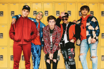 Which PRETTYMUCH Guy Are You Crushing On?