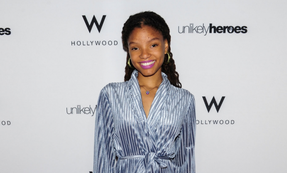 'Grown-ish' Star Halle Bailey Tapped as Lead in Upcoming Live-Action 'Little Mermaid' Flick