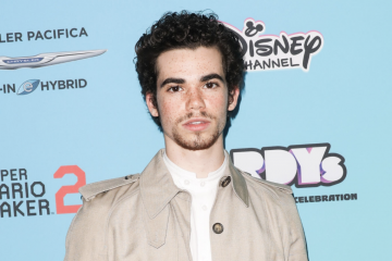 The Cameron Boyce Foundation Launches 'Archives from Cameron Boyce' Clothing Line