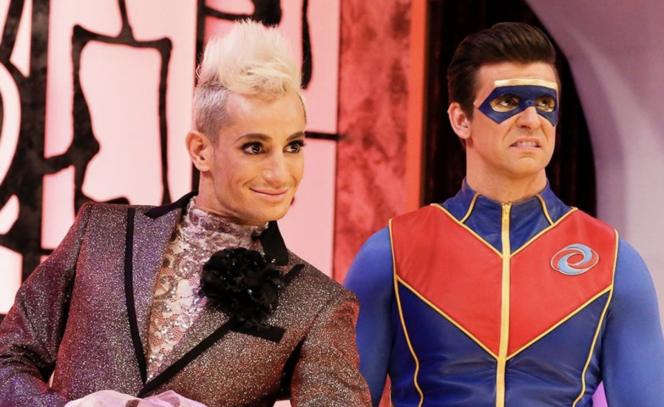 Exclusive: Frankie J. Grande Dishes on the Inspirational Message Behind 'Henry Danger The Musical'