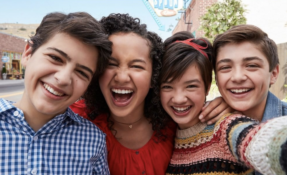 "The Creator of ""Andi Mack"" Teases a Possible Movie Spin-Off"