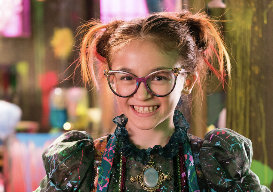 Exclusive: Anna Cathcart Dishes on Dizzy's 'Descendants 3' Costumes