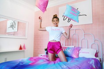 Giveaway: Win LaurDIY's Brand-New Bedding Collection